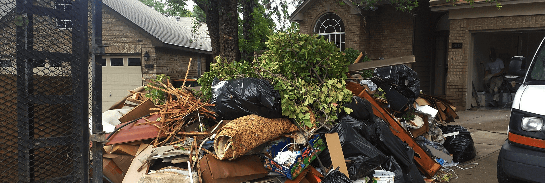 Bulk Trash Pickup Dallas