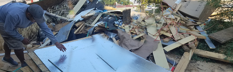 Junk Removal Service Irving