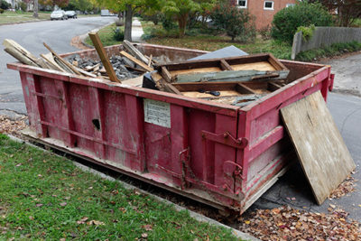 Residential Junk Removal Service