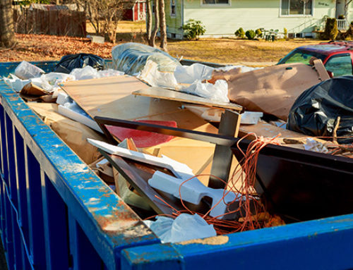 Clean Up Is Easy With Junk Removal