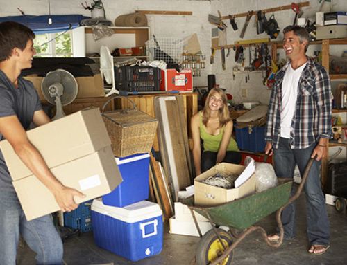 How to Clear Out Your Home's Accumulated Junk